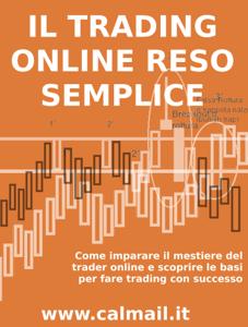 Il trading online reso semplice. Libro Cover