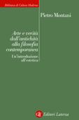 Arte e verità dall'antichità alla filosofia contemporanea Book Cover