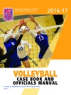 2016-17 NFHS Volleyball Case Book And Manual