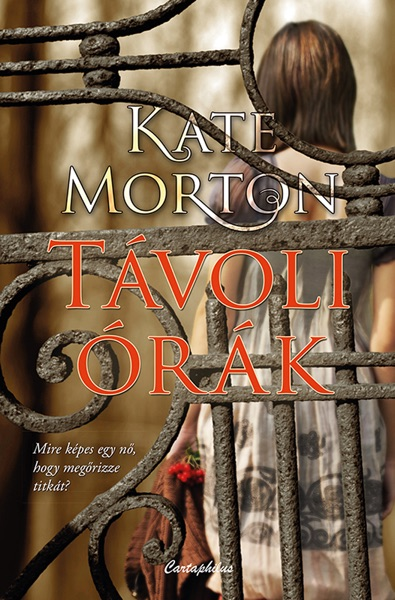 Távoli órák - Kate Morton book cover