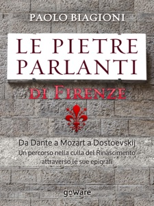 Le pietre parlanti di Firenze Book Cover