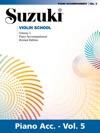Suzuki Violin School - Volume 5 Revised