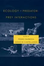 Ecology Of Predator-Prey Interactions