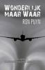 Jack Lance Ron Puyn - Wonderlijk maar Waar: De mysterieuze vluchten mh370 en oa582 Ron Puyn artwork