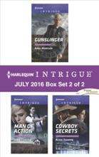 Harlequin Intrigue July 2016 - Box Set 2 Of 2