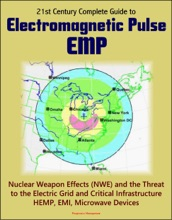 21st Century Complete Guide To Electromagnetic Pulse (EMP): Nuclear Weapon Effects (NWE) And The Threat To The Electric Grid And Critical Infrastructure, HEMP, EMI, Microwave Devices
