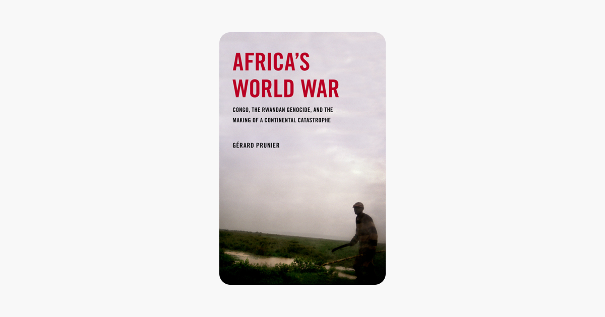 Africa's World War - Gérard Prunier