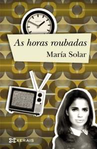As horas roubadas Book Cover