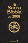 La Sacra Bibbia CEI 2008 Book Cover