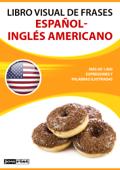 Libro visual de frases Español-Inglés Americano
