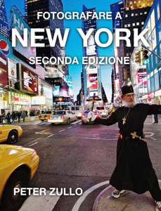 Fotografare a New York Libro Cover