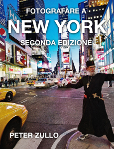 Fotografare a New York Libro Cover