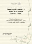 Ensayo politico sobre el reino de la Nueva España
