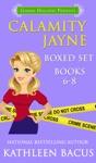 Calamity Jayne Mysteries Boxed Set Books 6-8