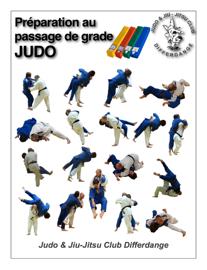 Préparation au passage de grade JUDO