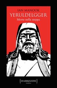 Yeruldelgger. Morte nella steppa Book Cover