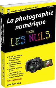Photo numérique pour les Nuls, poche, 16e Couverture de livre