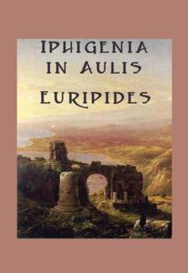 Iphigenia in Aulis Boekomslag