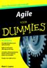 Mark C. Layton - Agile voor Dummies artwork