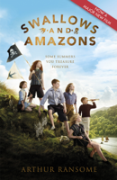 Arthur Ransome - Swallows And Amazons artwork