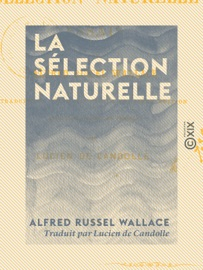 La S Lection Naturelle
