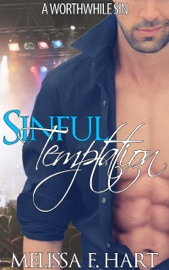 SINFUL TEMPTATION (A WORTHWHILE SIN, BOOK 1) (ROCKSTAR BBW EROTIC ROMANCE)