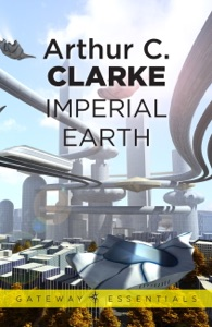 Imperial Earth Book Cover