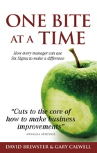 One Bite At A Time: How Every Manager Can Use Six Sigma To Make A Difference