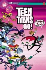 Teen Titans Go! (2003-) #12