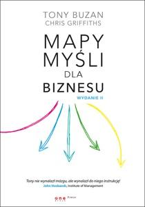 Mapy myśli dla biznesu. Wydanie II Book Cover