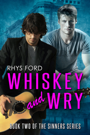 Whiskey and Wry book