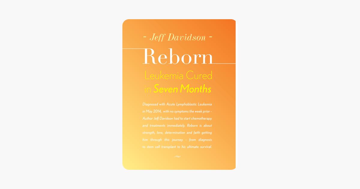 Reborn on Apple Books