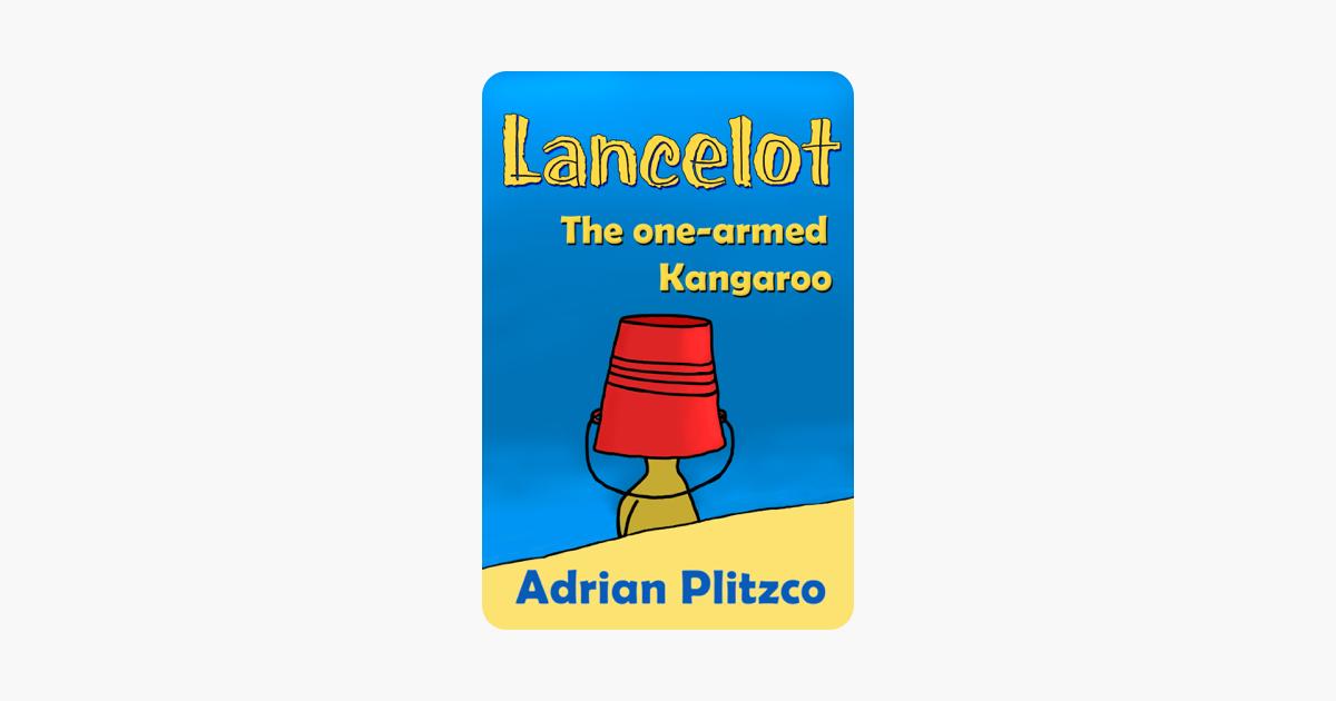 Lancelot - The one-armed Kangaroo