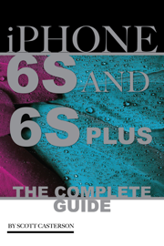 Iphone 6s and Iphone 6s Plus: The Complete Guide book