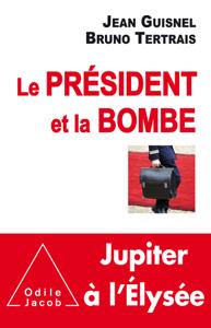 Le Président et la Bombe La couverture du livre martien