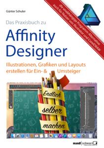 Das Praxisbuch zu Affinity Designer Boekomslag
