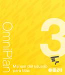 Manual del usuario de OmniPlan 3 para Mac