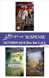 Harlequin Love Inspired Suspense October 2016 - Box Set 2 of 2 PDF Download