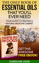 The Only Book Of Essential Oils That You'll Ever Need