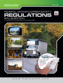 Fmcsr Federal Motor Carrier Safety Regulations