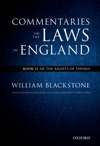 The Oxford Edition Of Blackstones Commentaries On The Laws Of England