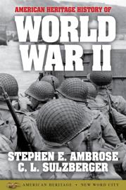 American Heritage History of World War II book