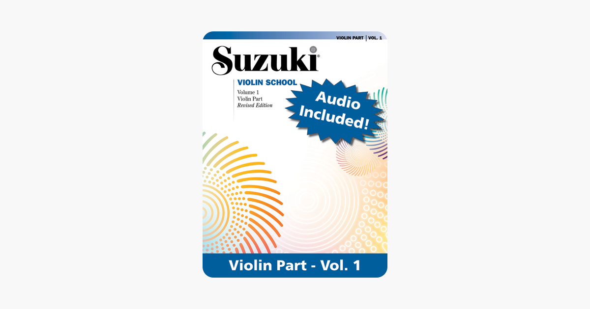 Suzuki Violin Book 1 Audio
