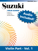 Suzuki Violin School - Volume 1 (Revised)