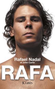 Rafa La couverture du livre martien