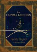 La última lección Book Cover