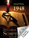 Studies In The Scriptures - Annual Volume 1948