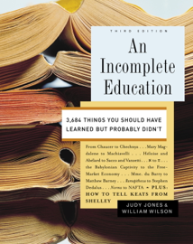 An Incomplete Education book