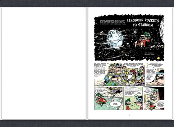 Iznogoud - Volume 8 - Rockets to Stardom: 08