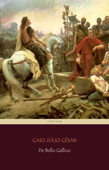 De Bello Gallico Book Cover